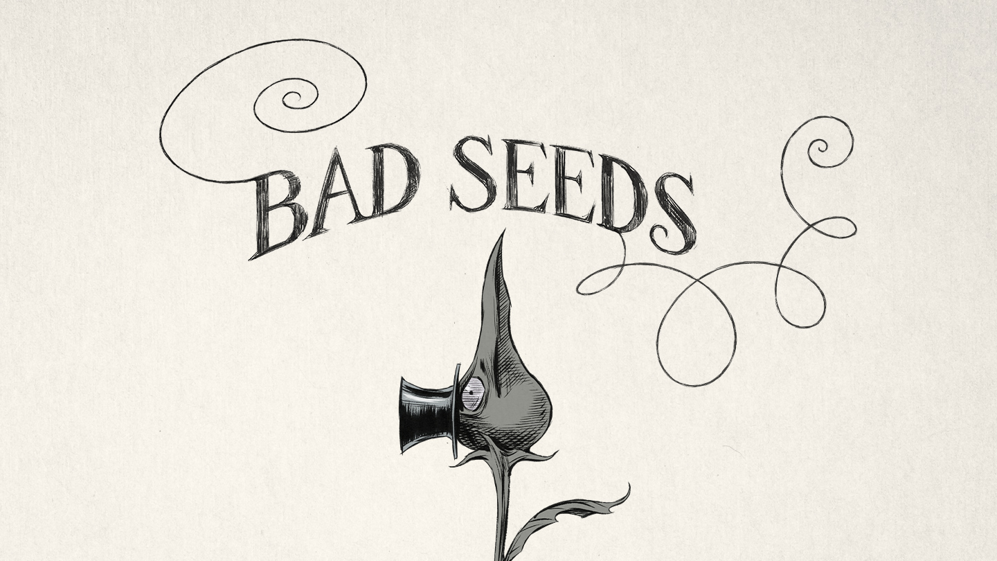 The NFB at the 25th Festival REGARD. Four productions and co-productions in  the lineup, including Mauvaises herbes (Bad Seeds), the latest animated  short from Claude Cloutier. - Media Space : Media Space